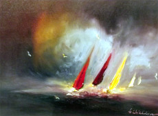 Sailing the Deep