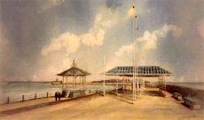 Bandstand, Dunlaoghaire Pier
