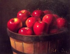 Barrell of Apples